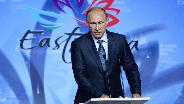 Владимир Путин назвал главные условия мирного урегулирования кризиса на Украине