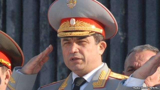 В Таджикистане начался мятеж