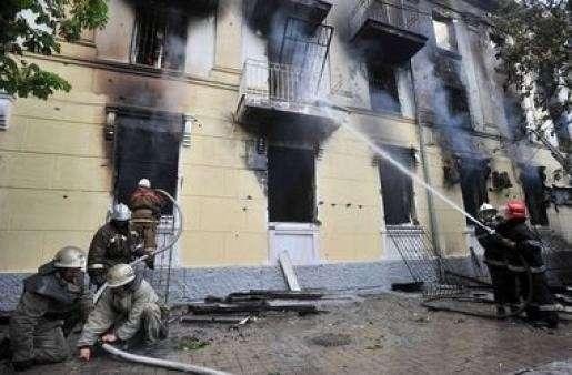 Украинское противостояние... Как это выглядит изнутри боевой ситуации