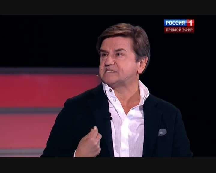 Снова в русском телевизоре появились укрофашистские рожи!