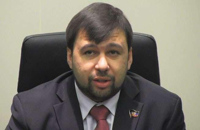 Денис Пушилин внезапно сменил Пургина на должности председателя парламента ДНР