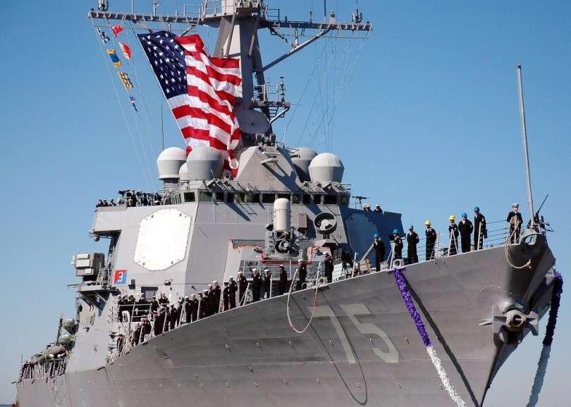 США заявили о том, что после учений Sea Breeze не уйдут из Чёрного моря, оставив там свой флот