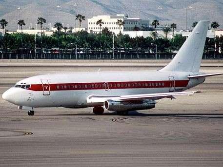 Опубликовано видео секретного самолёта правительства США