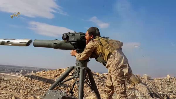 Боевики ИГИЛ воюют американским высокоточным оружием