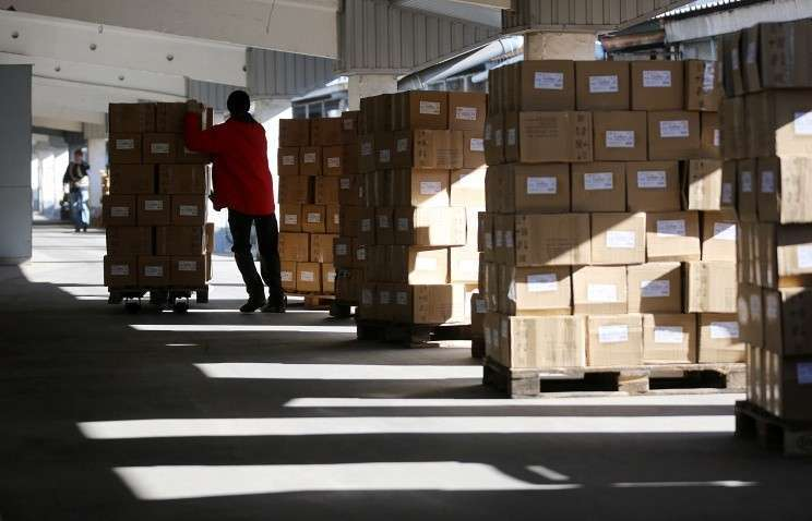 Россия направит в Донбасс в сентябре три колонны гуманитарной помощи