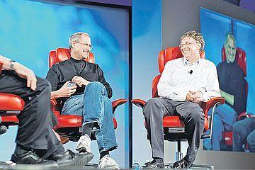 Кто раскручивал Гейтса, Джобса и Цукерберга?