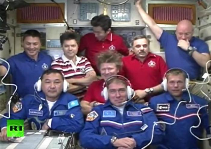 МКС: пять стран на орбите