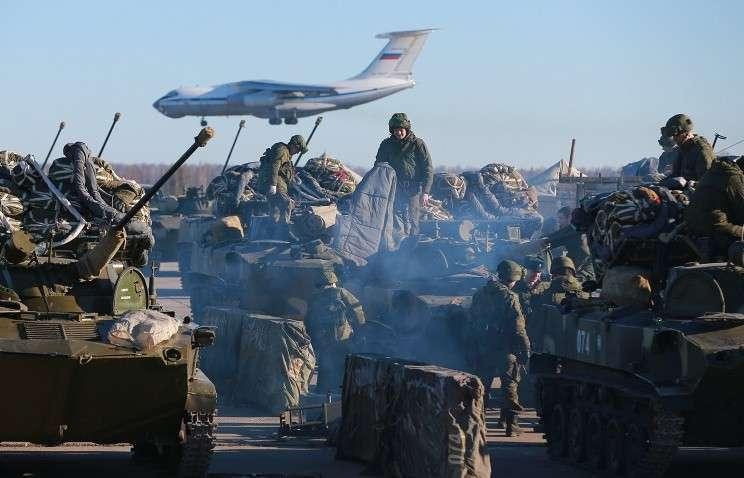 Владимир Путин приказал провести внезапную проверку Центрального военного округа