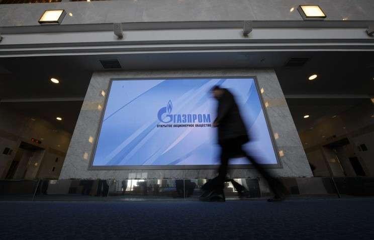 Газпром выставил газ для Европы на аукцион