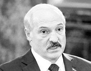 Лукашенко посоветовал Западу не использовать Украину как фактор давления на Россию