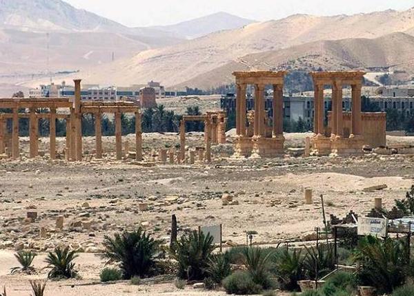 Сирийская армия перешла к штурму древней Пальмиры