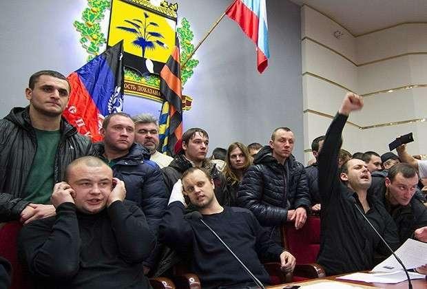 Павел Губарев: Две трети ополченцев были на содержании у Ахметова