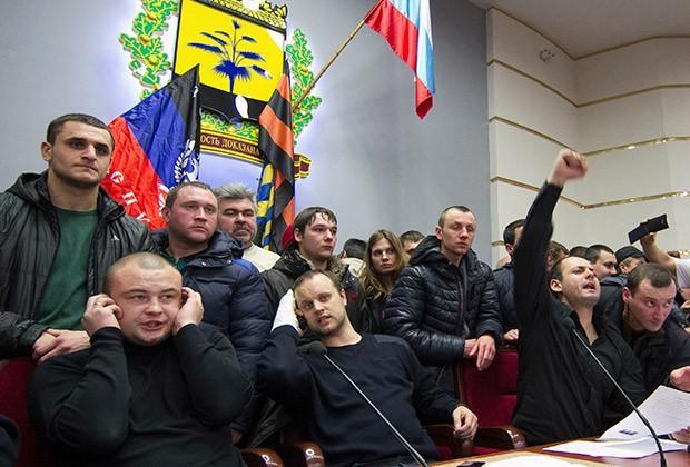 Павел Губарев: две трети из активистов уже на содержании олигарха Ахметова