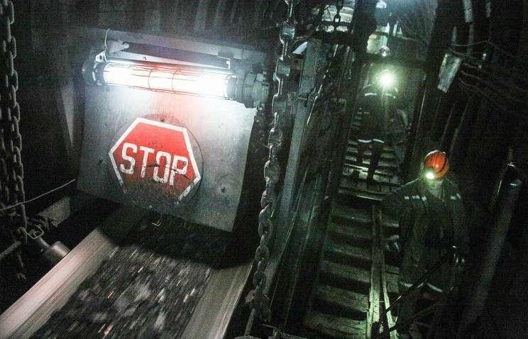 Власти провозглашенной ДНР временно прекратили поставлять уголь Киеву