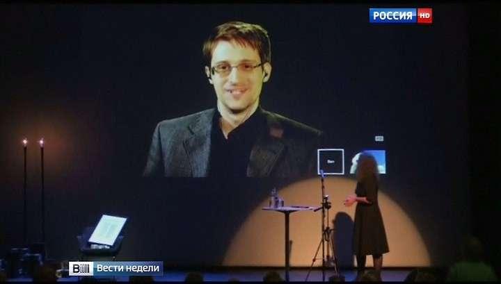 Фильм про Сноудена сегодня покажут на канале «Россия 1»