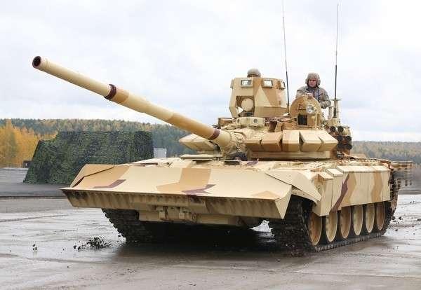 В России испытают танки со стелс-покрытием