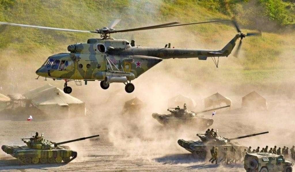 «Щит Союза-2015»: белорусские военные приступили к активным действиям на российских полигонах