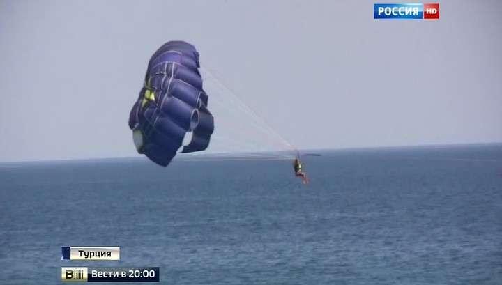 Смертельный аттракцион: российские туристы рухнули со стометровой высоты