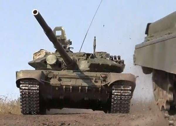 На Урале стартовал первый этап масштабных военных учений «Центр-2015»