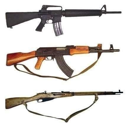 Немного фактов об оружии
