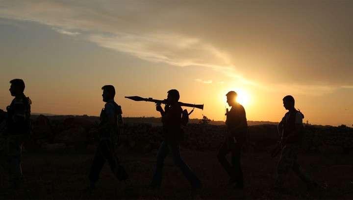 Россия может принять меры по борьбе с террористами в Сирии