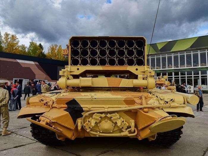 В Нижнем Тагиле открылась международная выставка вооружения Russia Arms Expo 2015