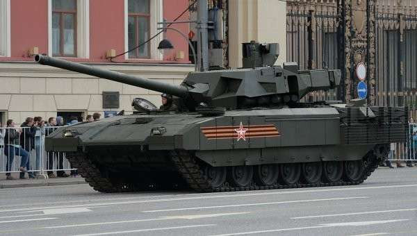«Золотые» танки США