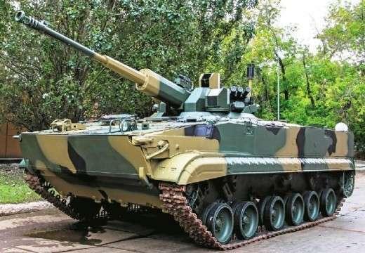 БМП-3 «Деривация» с 57-мм пушкой