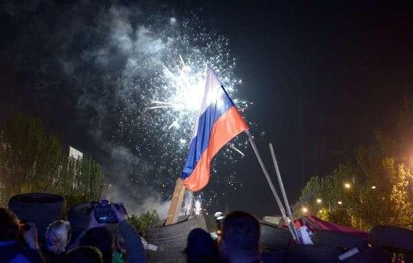 Донецкая и Луганская республики начали переговоры об объединении