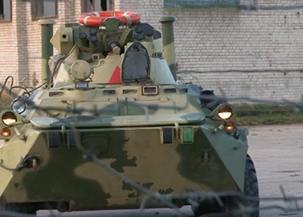 Российские и белорусские военные начали совместные учения на Балтике