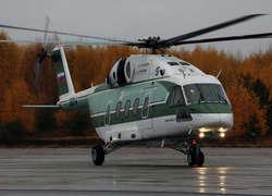 Фюзеляж первого серийного вертолёта Ми-38 изготовлен в Казани
