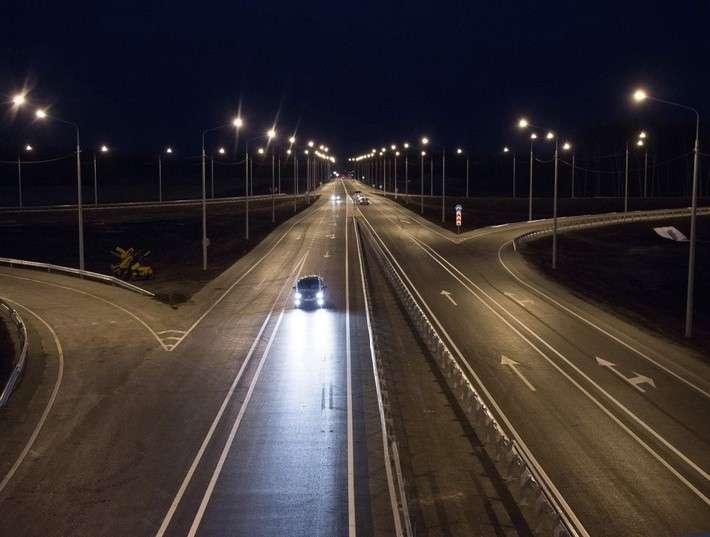 Открыта развязка на пересечении окружной дороги Омска и М-51 «Байкал»