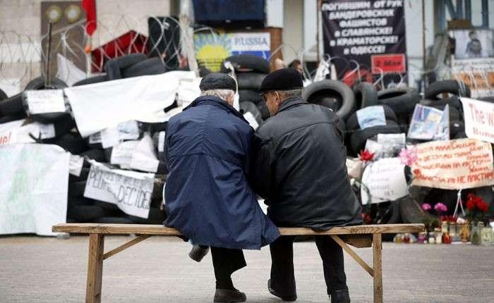 Киев обещает заморить Донецк голодом. Однако ДНР способна прокормить себя сама