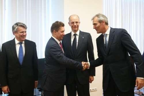 Как Россия и Европа решили украинский газовый вопрос
