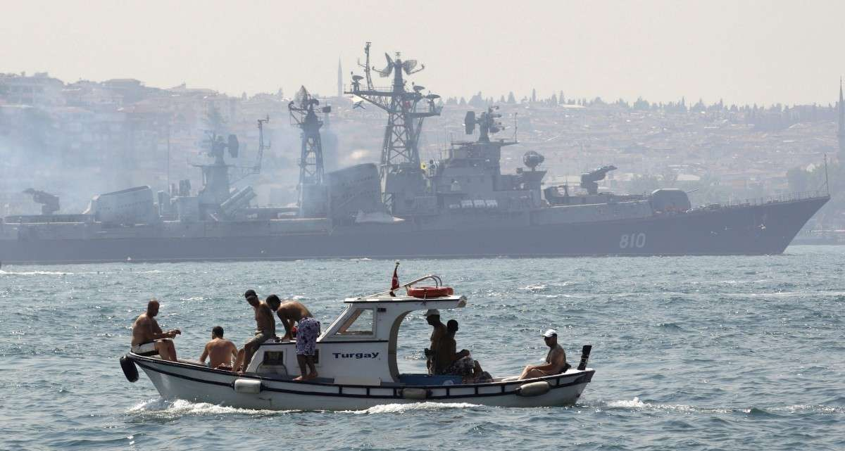 США пытаются раздуть скандал о закрытии России неба на пути в Сирию