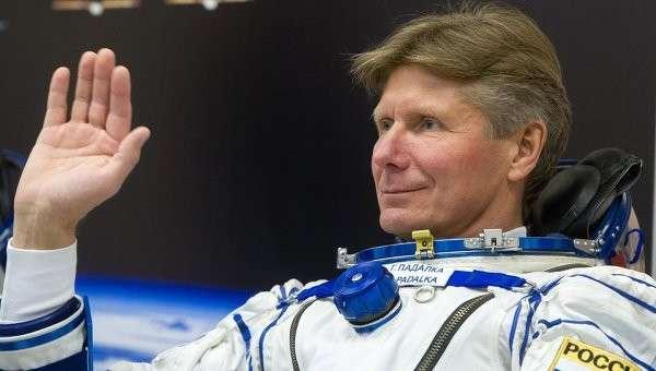 Космонавт Роскосмоса Геннадий Падалка. Архивное фото