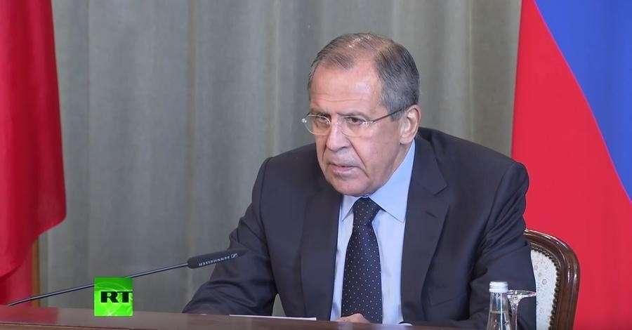 Сергей Лавров отвечает на вопросы журналистов по итогам встречи в Берлине — прямая трансляция