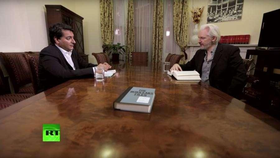 Джулиан Ассанж считает, что Джереми Корбин может стать объектом нападок со стороны США