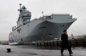 Москва разрешила продать Египту «Мистрали» с российским оборудованием
