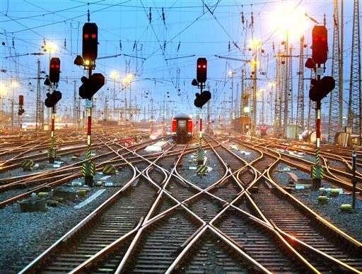 Германия с 18:00 мск не принимает поезда из Австрии