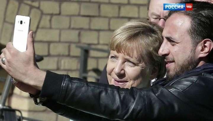 Обама сделал из Меркель наживку для беженцев