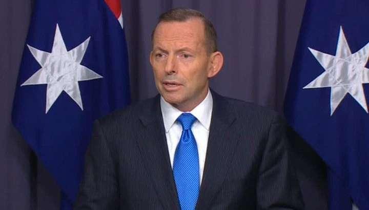 Эббота прогнали с премьерства Австралии
