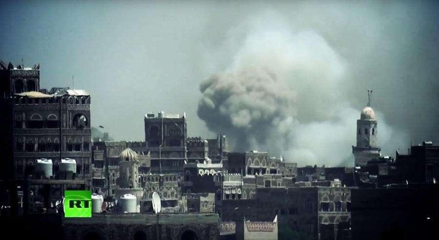 Великобритания подозревается в поставках оружия для бомбардировок Йемена