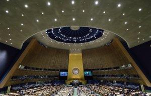 В Нью-Йорке начинается 70-я сессия Генеральной Ассамблеи ООН