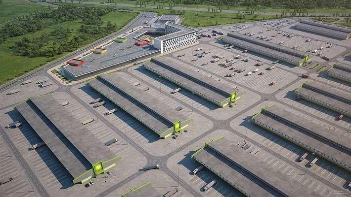 В Татарстане заложили оптово-логистический комплекс «Агромир»