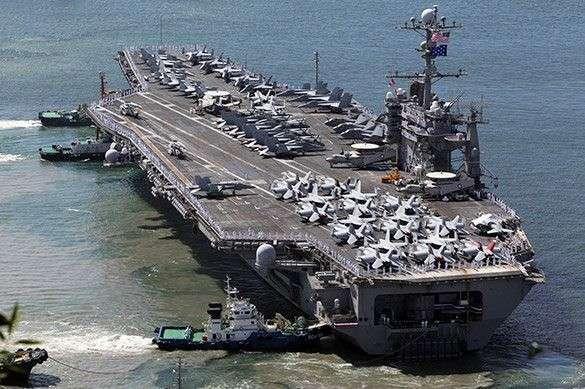 В случае большой войны армия США никуда не долетит и не доплывёт
