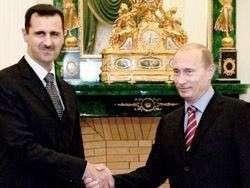 Владимир Путин спасает Европу от солдат сиона