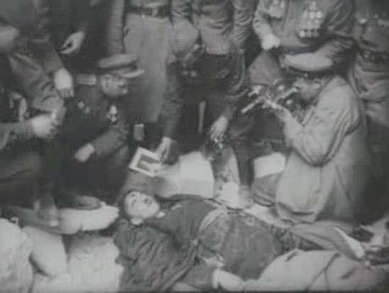 Судьба двойников Гитлера