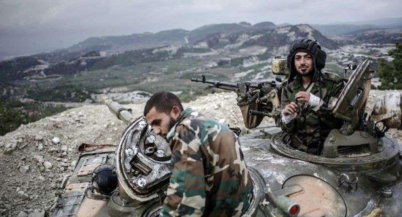 Россия поддержит Сирию в борьбе с террористической агрессией