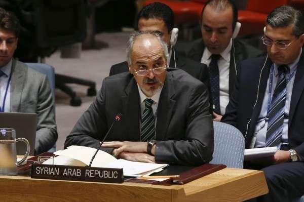 Посол Сирии при ООН попросил Россию начать авиаудары по позициям ИГ